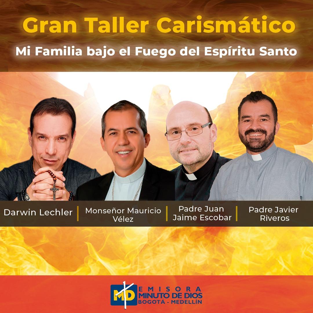 Mi familia bajo el fuego del Espíritu Santo